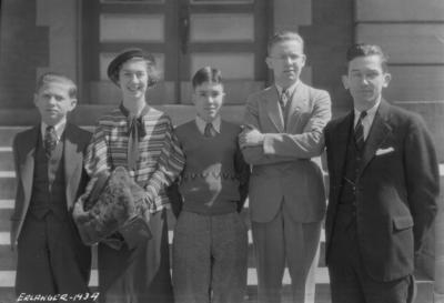 4-H Debate team, Erlanger, Kentucky