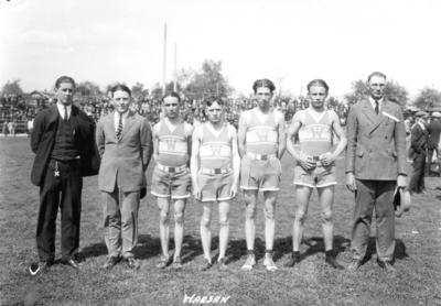 High School track teams, Warsaw High School