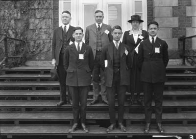 Lexington High School, Lexington, Kentucky, 4-H State Debate champions