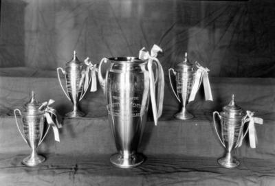 4-H Debate Team competition, trophies: