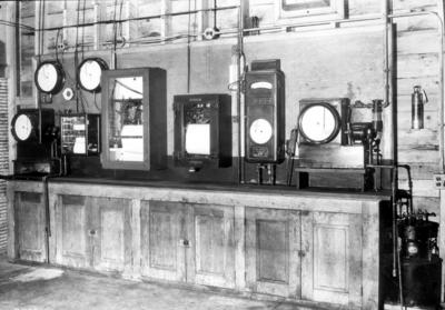 C & O fuel testing laboratory