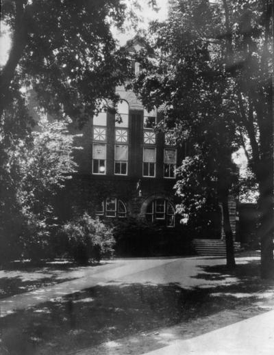 Barker Hall