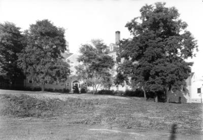 Boyd Hall exterior