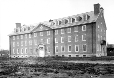 Bradley Hall (men's dormitory)