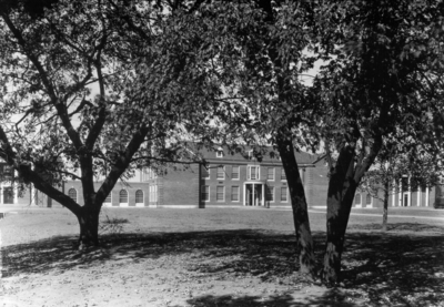 Education building (later named Taylor Education Building)