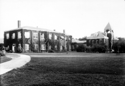 Old Engineering buildings