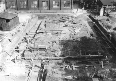 Construction of Engineering quadrangle