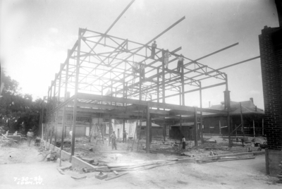 Construction of Engineering quadrangle