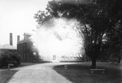 Mechanical Hall (the original Anderson Hall)