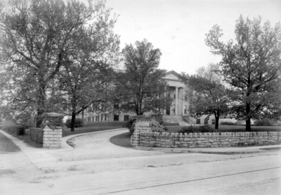 Agricultural Experiment Station / Scovell Hall