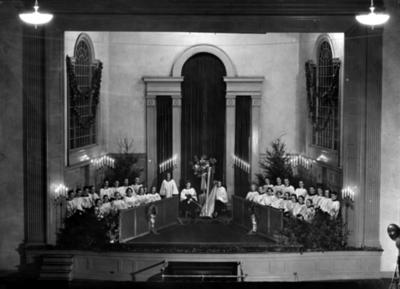Memorial Hall memorial service