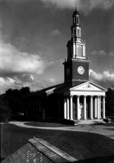 Memorial Hall exterior