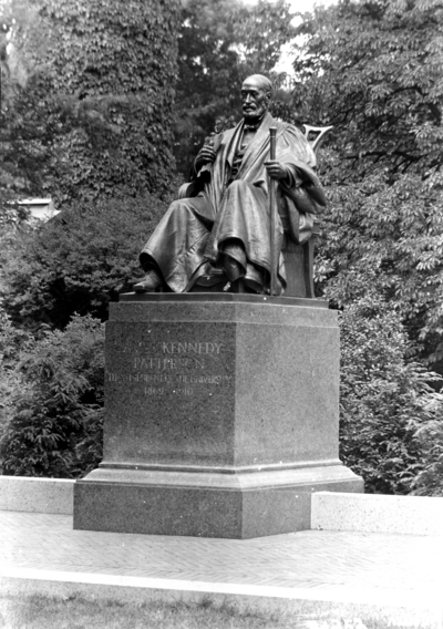Patterson Statue