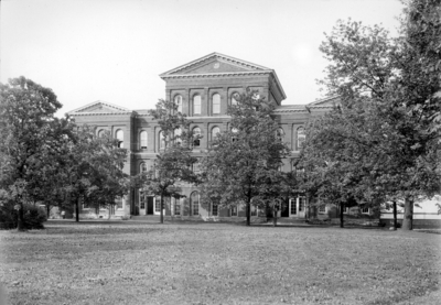 White Hall building