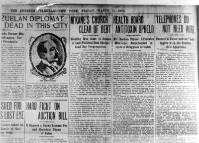 The Evening Telegram