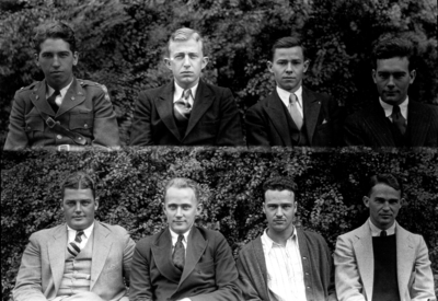 Class of 1932 (broken into groups of 4-8)