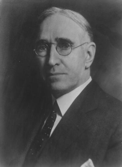 Dr. Frank L. McVey