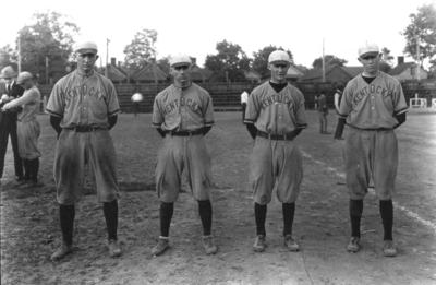 Four members of Kentucky baseball team