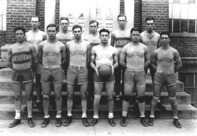 Kentucky men's basketball team