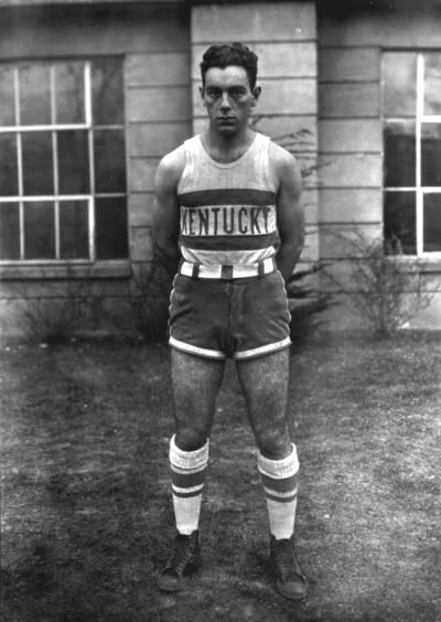 Kentucky men's basketball player