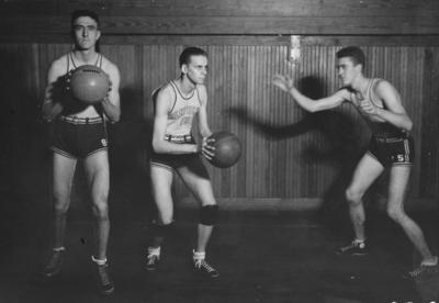 Kentucky men's basketball players