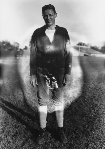 Kentucky football player