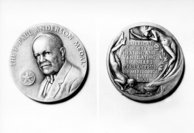 Anderson medal
