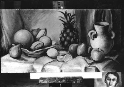 Still life painting by Joy Pride, Art Instructor
