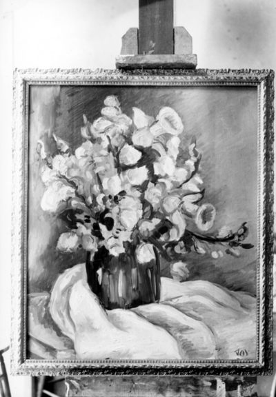 Still life painting by Joy Pride, Art Instructor