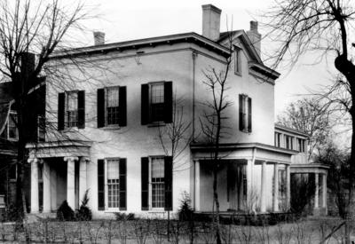 Residence, 411 West Second Street, Lexington, Kentucky
