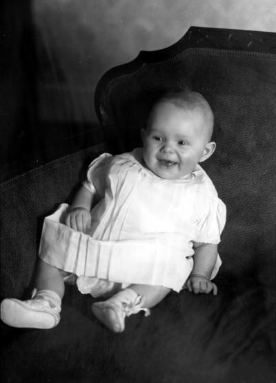 Unidentified Shivley infant