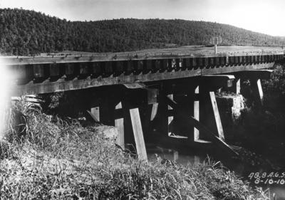 A.G.S., Alabama Great Southern, bridge