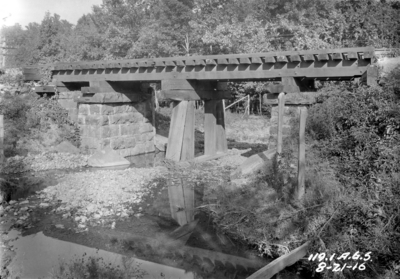 A. G. S., Alabama Great Southern, bridge