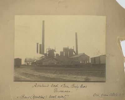 Ashland Coal and Iron Company's Furnace, Raw (