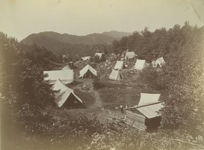 View of Camp Harvard