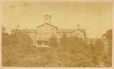 Western Female Seminary and grounds, Oxford, OH