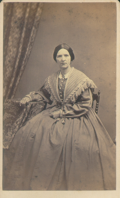 Miss Lizzie Haines