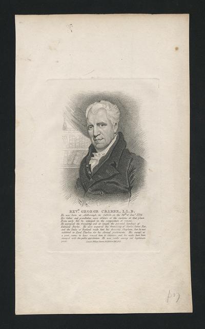 George Crabbe prints