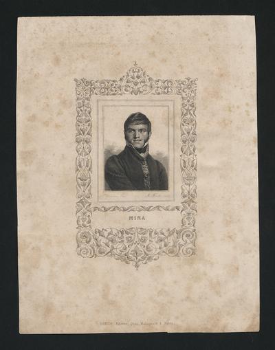 Martín Javier Mina y Larrea prints