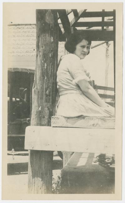 Grace Key of Mayfield, Bandana, Kentucky