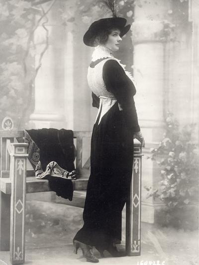 Gown by Lacroix, Paris