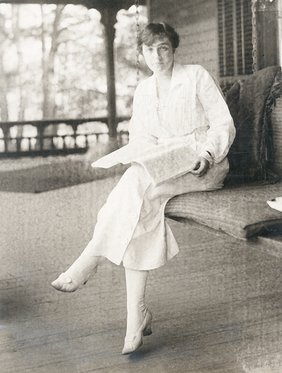 Mme. Constantine T. Dumbe, wife of the Austrian Ambassador ti the U.S