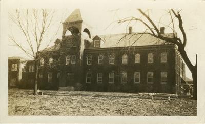 Universal Service Photograph, University of Kentucky Mechanical Hall