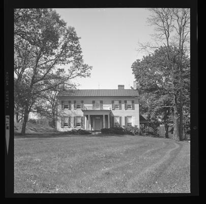 Garrett Wilmere House, Jessamine County, Kentucky