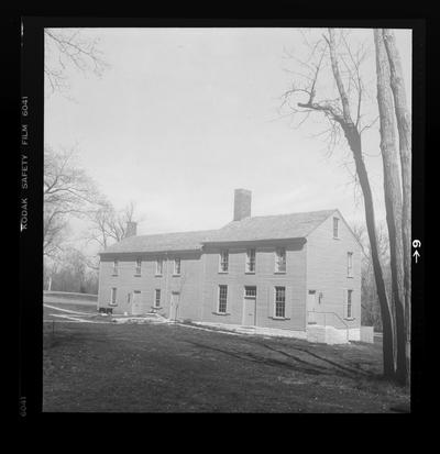 East Family Wash House, Shaker Village of Pleasant Hill, Kentucky in Mercer County
