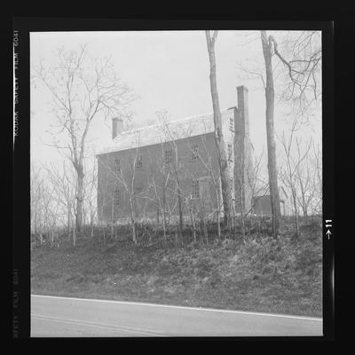 First North Lot Family House, Shaker Village of Pleasant Hill, Kentucky in Mercer County