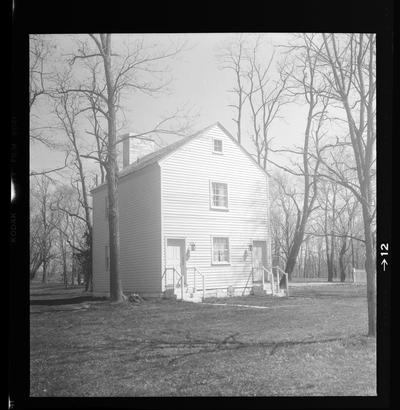 Ministry's Shop, Shaker Village of Pleasant Hill, Kentucky in Mercer County