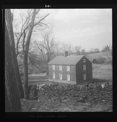 Tanyard House, Shaker Village of Pleasant Hill, Kentucky in Mercer County