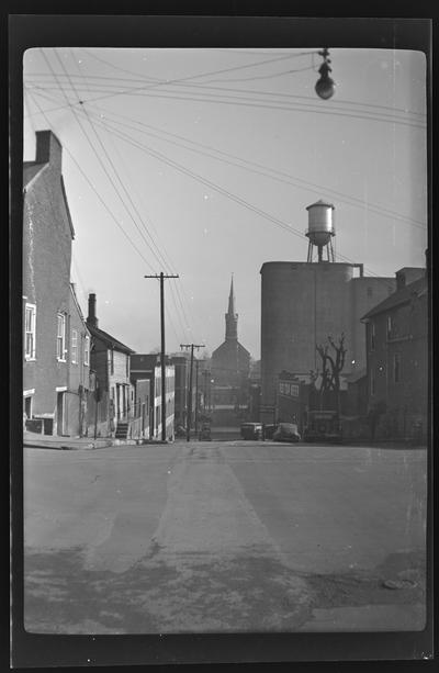 St. Paul's Catholic Church, West Short Street, Lexington, Kentucky in Fayette County