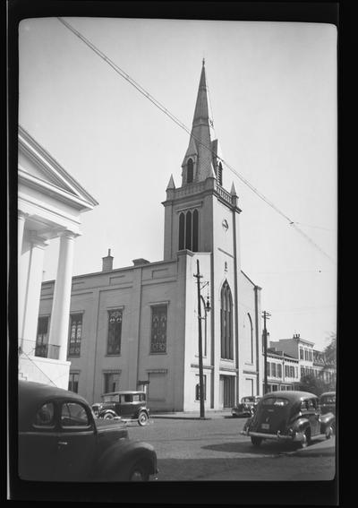 Presbyterian Church, Third Street, Maysville, Kentucky in Mason County